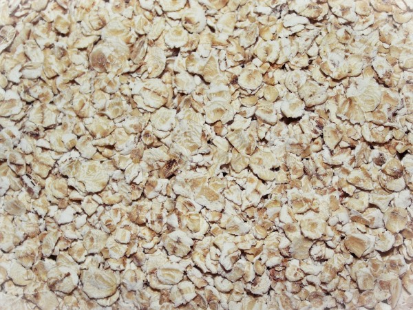 Oatmeals are great ingredients to use for your baby's first food too.