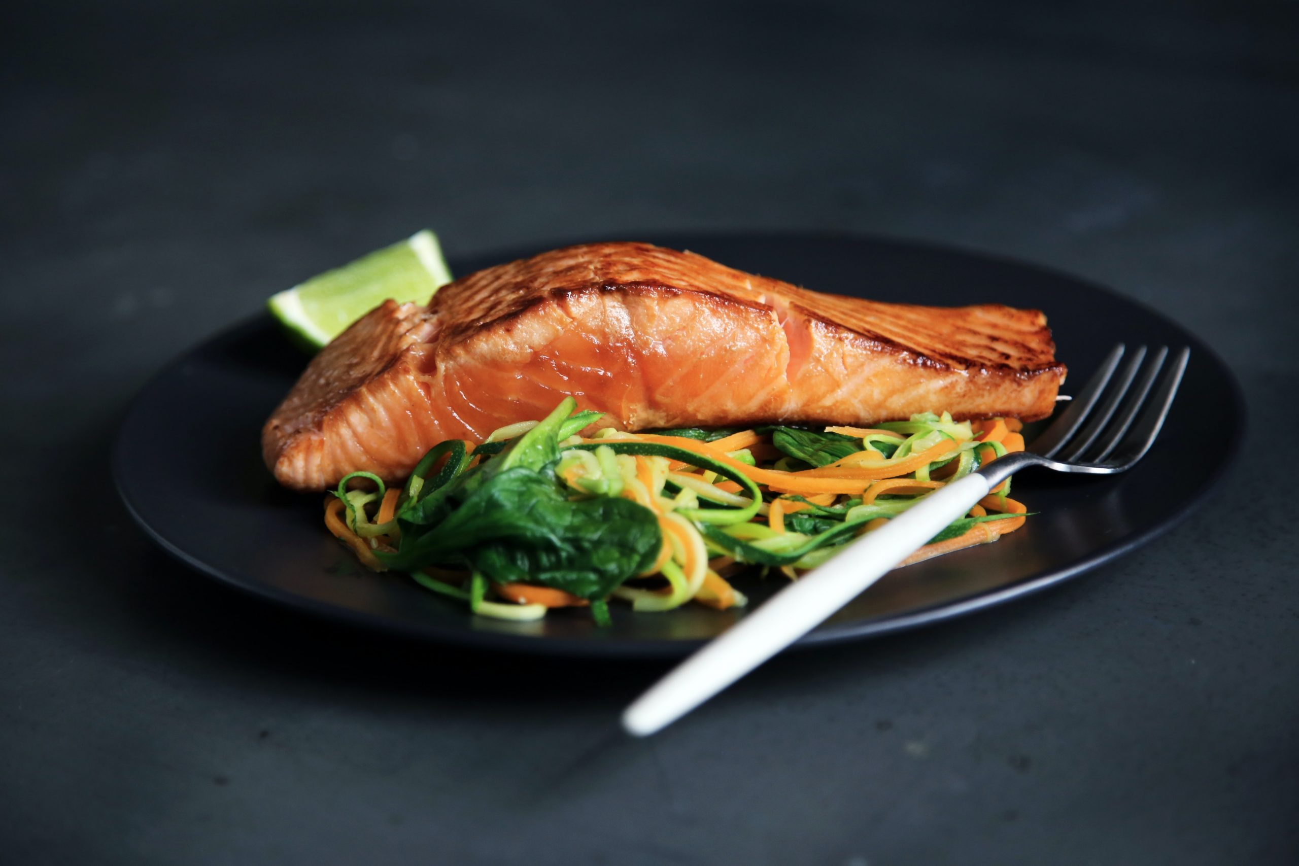 Salmon is a food item that pregnant women should eat more of