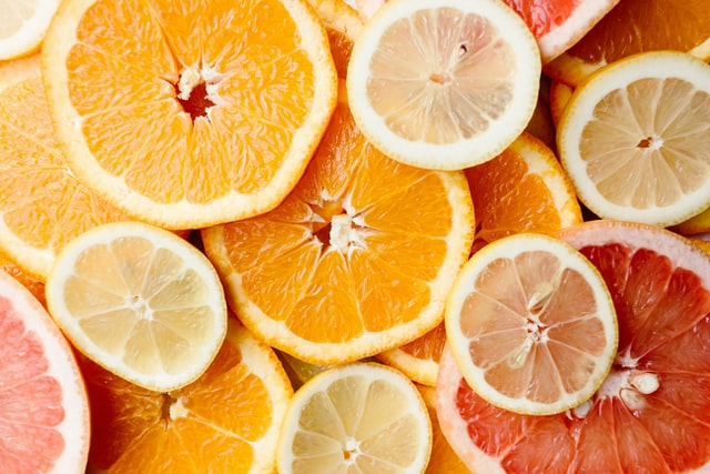 drink more vitamin c to reduce stretch marks